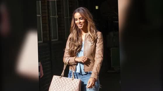 Rochelle Humes Admits a Trip to A&E After a Bedroom Mishap