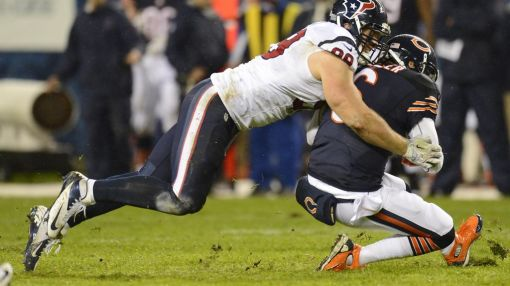 J.J. Watt: What his injury means for the Bears
