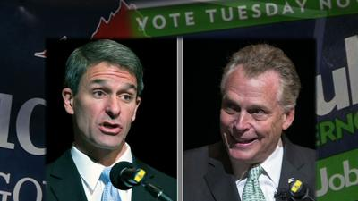 Nation Looks to VA Gov Race for Clues