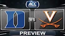 Duke vs Virginia Championship Preview | 2014 ACC Men's Basketball Tournament