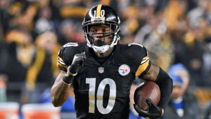 NFL reinstates WR Bryant, but it's conditional