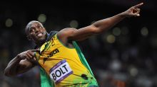 When is Usain Bolt's final race and what TV channel is it on?