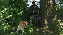 K-9 Unit on the trail of missing U of C student
