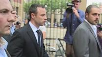 Stone-Faced Pistorius Leaves Court After Bruising Day of Testimony