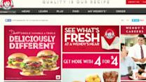 Wendy's promotions draw in diners