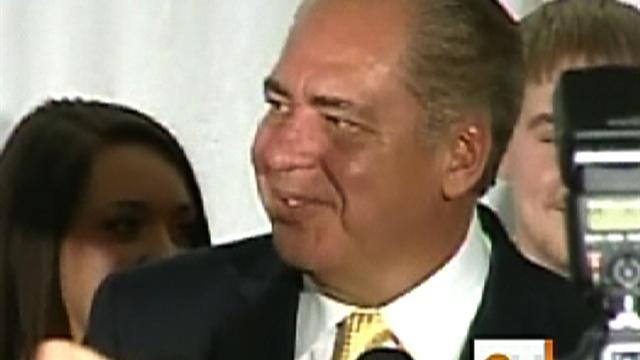 Tomblin wins W. Va. governor's seat