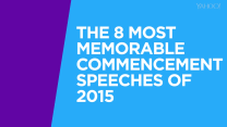 The 8 most memorable commencement speeches of 2015