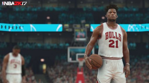 Review: High-flying 'NBA 2K17' has a career year