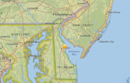A 4.4 Magnitude Earthquake Just Shook Dover, Delaware to Philly