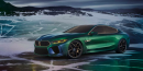 BMW Concept M8 Gran Coupe: The Swoop-Roof 8-Series