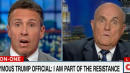 Rudy Giuliani To CNN's Chris Cuomo: 'I Don't Trust Anything I Read Anymore'