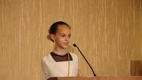 Could this 11-year-old girl be the next Warren Buffett?