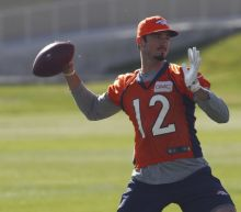 Trevor Siemian misses another practice, Paxton Lynch reportedly will start