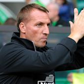 Rodgers hails 'outstanding result' as Celtic draw