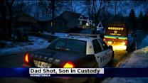 Police: 15-Year-Old Fires Shotgun At Father In Minnetonka