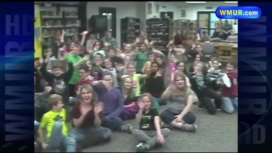 School Visit: Henry Wilson Memorial School in Farmington