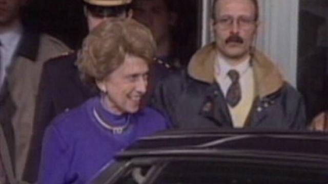 Former Rep. Lindy Boggs Dies at Age 97