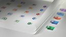 Microsoft's redesigned Office icons signal big changes for the tech giant