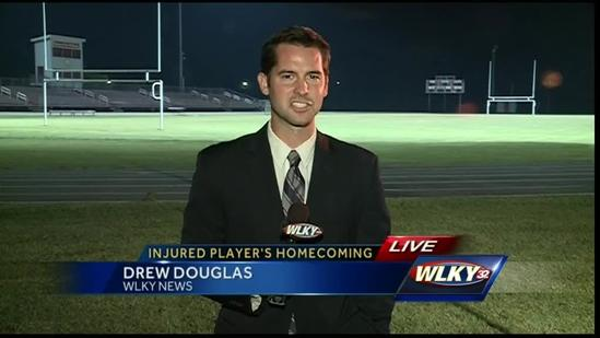 Waggener football player injured on the field named homecoming king