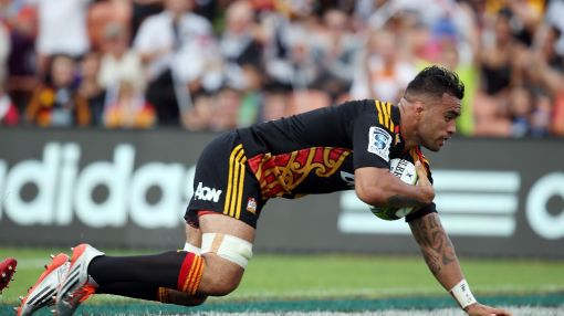 Chiefs blow as Messam misses out on Super Rugby  finals
