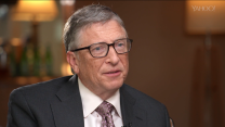 Bill Gates: Who needs big banks?