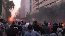Egyptians protest Morsi power grab