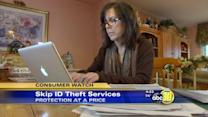 Skip ID theft services