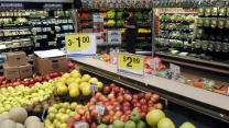 Supermarkets soar, the economy's obesity problem and a jobs preview