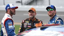 Tony Stewart and other NASCAR drivers react Dale Earnhardt Jr.'s retirement announcement