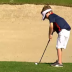 This 6-year-old golfer with one arm showed PGA pros how it's done