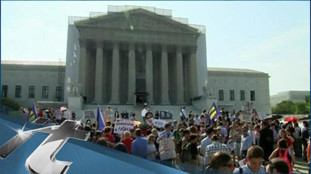 Politics of the United States Breaking News: It's Complicated: Lots to Sort Out on Gay Marriage
