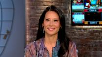 "Lucy Liu on playing Dr. Watson on ""Elementary"""
