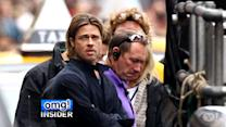 Pitt vs. DiCaprio: 'World War Z' Sparks Bidding War