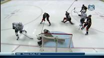 Anze Kopitar buries one-timer in front