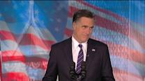 Mitt Romney Speaks Out About White House Loss