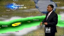 CBS 2 Weather Watch (10 p.m.  June 9, 2015)