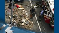 New York City Breaking News: Police: 7 Injured in Gas Explosion in New York's Chinatown