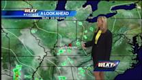 Sunday Forecast for July 14th