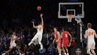 Top moments of the NCAA tourney so far