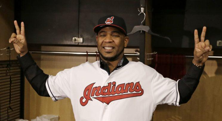 Cleveland is already in love with Edwin Encarnacion