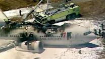 More details on the Boeing 777 crash
