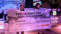 FIFA 13 Ultimate Team Asia All-Stars Finals Recap