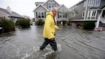 Hurricane Sandy gains power and aims for northeast