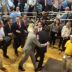 Louisville's Pitino exchanges heated words with UNC fans