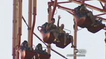 Amusement Park Ride Goes Awry