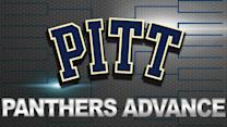 Pitt Advances To 3rd Round With 77-48 Win vs Colorado | 2014 NCAA Tournament