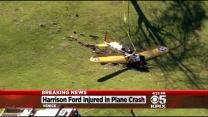Harrison Ford Injured In SoCal Plane Crash