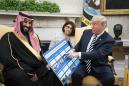Los enormes arsenales que Trump se empecina en venderle a Arabia Saudita