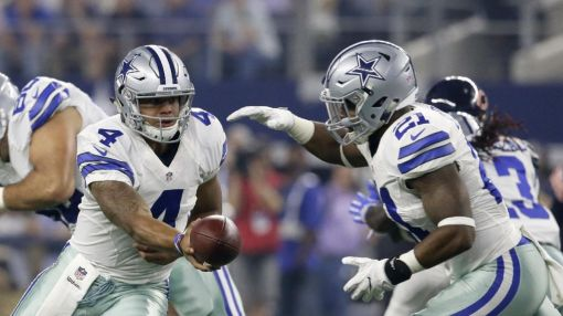 Ten stats to know from Week 3: Cowboys deliver in fantasy