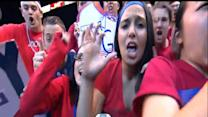 03/14/2014 Colorado vs Arizona Men's Basketball Highlights